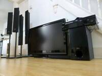 Home Cinema System - Complete Package