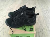 Brand New Karrimor Weathertite hiking shoes SIZE 41.5