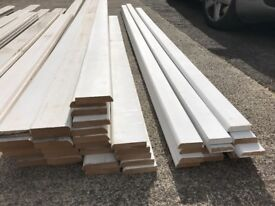 "41mtrs 3"" (70mm x 19mm) MDF Skirting (old Stock)"