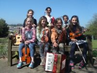 Bath Youth Folk Band- now recruiting new members age 8-18 Free taster sessions available