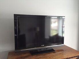 Sony LCD KDL40W5500 100Hz Full 1080p HD flatscreen