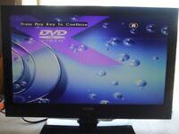 NICE 22in LED TV/DVD,