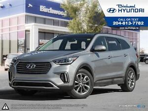 2017 Hyundai Santa Fe XL Luxury 7-Pass *Navi Leather
