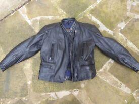 Motorcycle Jacket Ladies. Sportex Apollo 2000. Small.