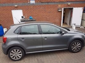 Vauxwagon 1.6 tdi diesel immaculate full serv history mint in an out