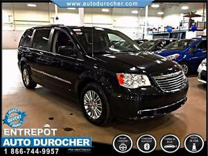 2015 Chrysler Town & Country AUTOMATIQUE CUIR CAMERA DE RECUL BL