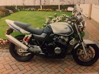 Honda CB400 Super Four . Immaculate . Low miles .