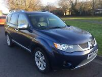 2008 MITSUBISHI OUTLANDER DIAMOND 2.2 DI-DC 7 SEATER ESTATE