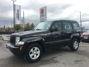 2012 Jeep Liberty Sport 4X4 ~Considerable Off-Road Capabilities