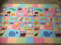 Baby Care Play Mat Busy Farm (Large)