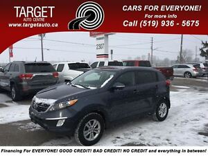 2011 Kia Sportage LX, Super Clean, Heated Seats, Drives Great an