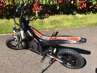 Oset 12.5 kids electric trials bike