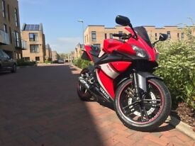 Yamaha YZF R 125 - 2009 - Engine Replaced (4828 miles) - Fully Serviced, Brand New Tires, VALID MOT