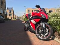 Yamaha YZF-R125 - 2009 - Engine Replaced (4828 miles) - Fully Serviced, Brand New Tires, VALID MOT