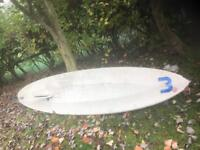 Mistral uds windsurfing reinforced board OPEN TO OFFERS