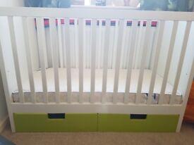 Ikea Stuva Cot/ toddler bed