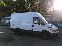 Iveco Daily 29L10 spares or repairs