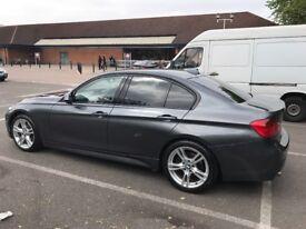2012 BMW 320D M sport 4 Door (open to offers)