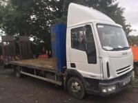 Ford Iveco Beavertail Lorry