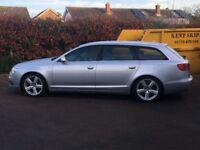 2007 (56 Plate) Audi A6 Avant S-Line Quattro V6 2.7TDI Auto New MOT