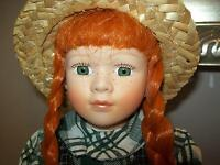 FOR  SALE:  ANNE  OF  GREEN  GABLES  DOLL