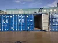 20ft Storage Container to Hire on site in Walsall, West Midlands