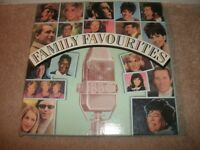"READERS DIGEST-(V/A) ""FAMILY FAVOURITES"" -8 X 12.INCH VINYL BOX SET."