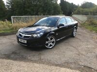 "Vauxhall Vectra SRi '08 81500 miles 19"" VXR alloys and factory fit Irmsher body kit"