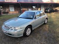 Rover 75 classic 2001
