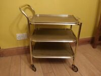 1960's Retro Tea Trolley