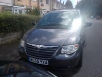 Chrysler Voyager LX 2.8 Diesel 2005 Leather 7 seater