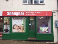 Chinese Relaxing and Four Hands Massage in Aldershot