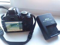 Nikon D3100 14.2MP Digital SLR Body (BEST CAMERA DEAL ON GUMTREE)