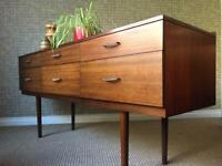 Vintage Retro Mid Century Stag Sideboard/Chest