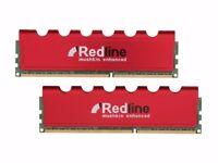 Mushkin Enhanced Redline 8GB (2 x 4GB) DDR3 1866