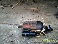 induction motor 3/4 horse power