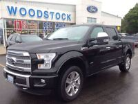 2015 Ford F-150 Platinum,TECH PACKAGE