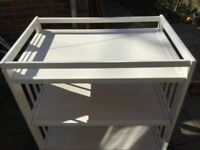IKEA Gulliver Changing Table in white - £5.00