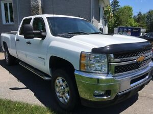 2013 Chevrolet Silverado 3500HD RECONSTRUIT FINANCEMENT DISPONIB