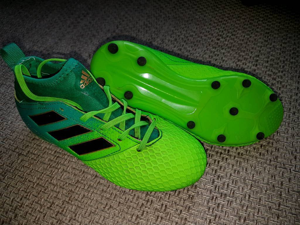 Adidas football sock boots uk13