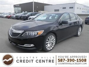 2014 Acura RLX NEW LOW Price/Leather/Navi/ BSD