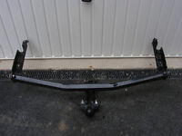 MG ZR towbar with electrics kit, will also fit Rover 25 - almost new