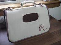 Small Cat Carrier for kittens or small cats - great condition - £15