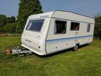 SOLD - Amazing 5 Berth Adria Altea 502DK with Full Size Isabella Awning