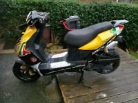 Moto imola rs 125cc