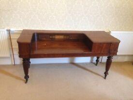 Regency Period 'Spinet' Desk