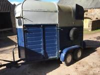 Horse trailer