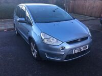 2006 FORD S MAX 1.8 TDCI 5 DOOR 7 SEATER