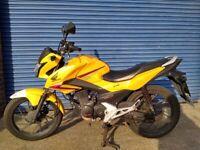 Honda GLR 125 Motorcycle
