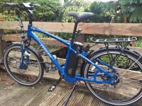 free Go eagle electric bike RRP £1500